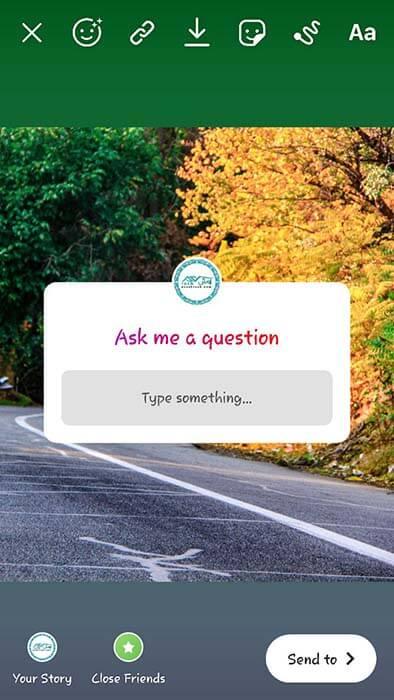 پرسش و پاسخ در اینستاگرام