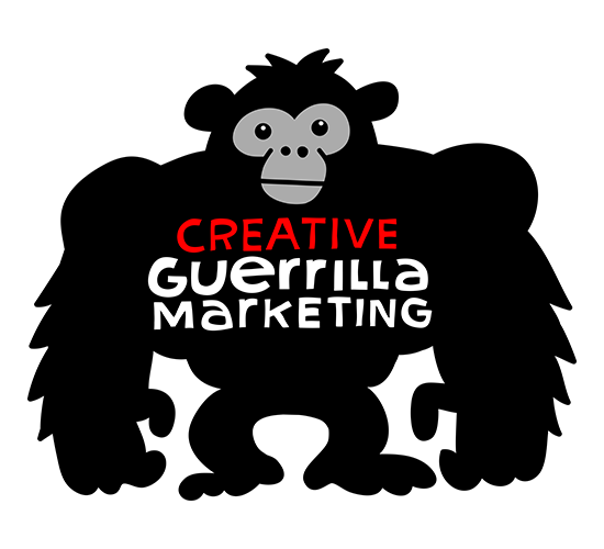 لوگو بازاریابی پارتیزانی