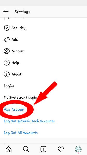 application instagram.2 اپلیکیشن اینستاگرام