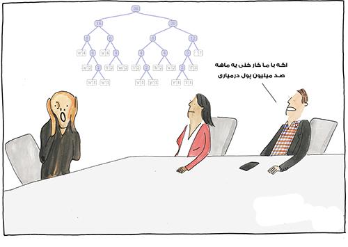 دروغ های شبکه ای