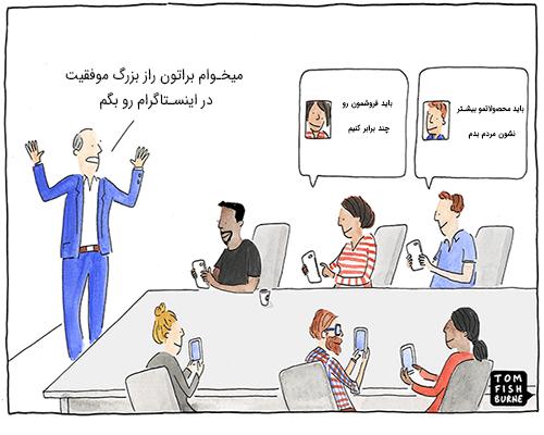 استراتژی اینستاگرام
