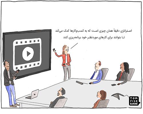 آموزش استراتژی اینستاگرام