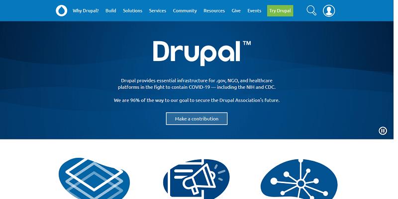 سیستم مدیریت محتوا دروپال