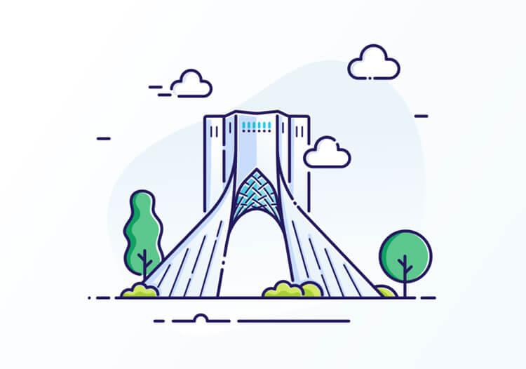طراحی وبسایت در تهران