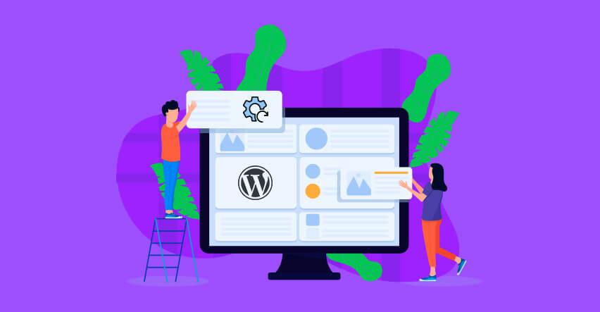 هزینه طراحی سایت وردپرسی