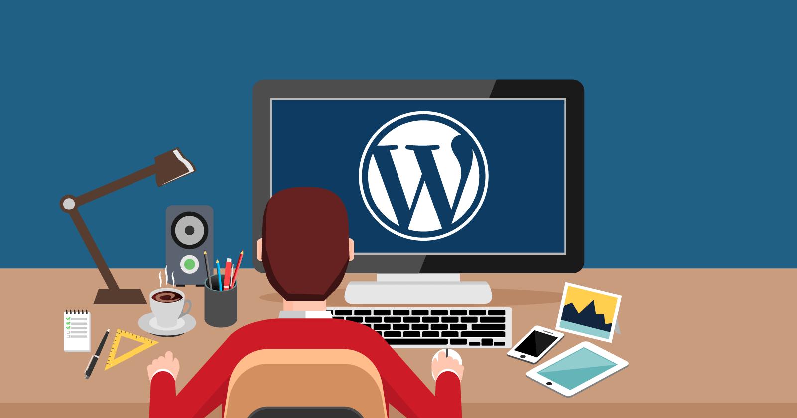 شرکت طراحی سایت وردپرسی