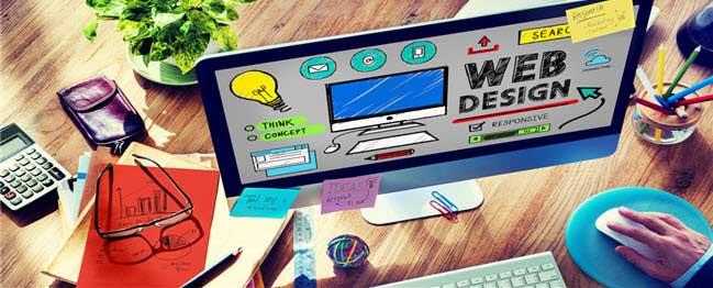 هزینه طراحی سایت تک صفحه ای
