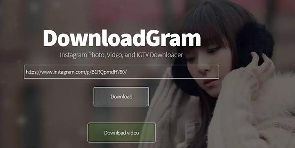 سایت دانلود عکس اینستاگرام downloadgram