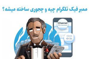 ممبر فیک تلگرام چیست؟
