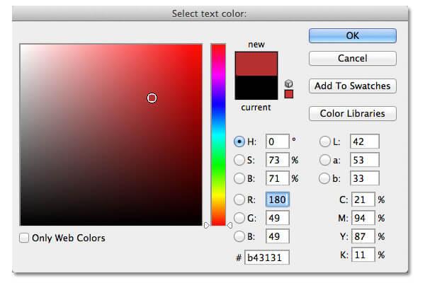 اضافه کردن متن به عکس در فتوشاپ