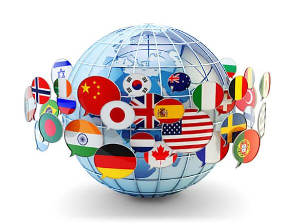 طراحی سایت دو زبانه