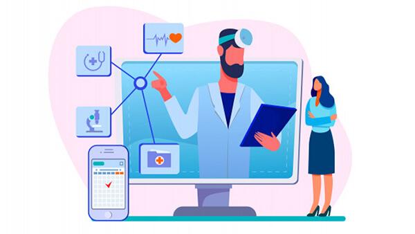 طراحی سایت پزشکی در عظیمیه