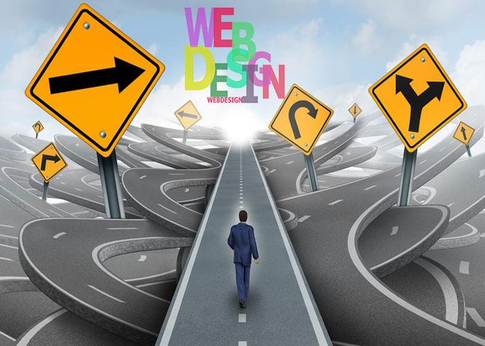 طراحی سایت در کرج برای مشاغل