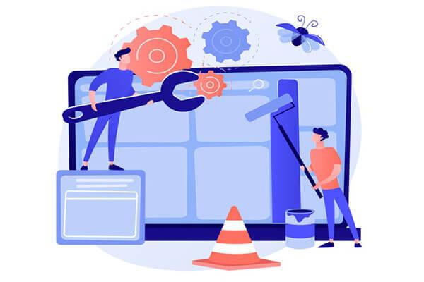 طراحی سایت شرکتی در محدوده میدان تجریش