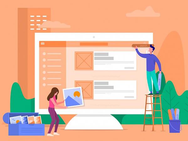 طراحی سایت شرکتی در فردیس