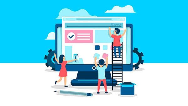 طراحی سایت برای مشاغل تجریش