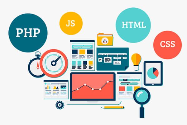 طراحی سایت با زبان برنامه نویسی